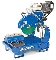 BD-2005G Gas Engine Core Saw
